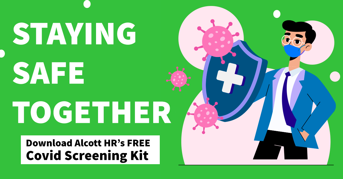 Employer COVID-19 Screening Kit